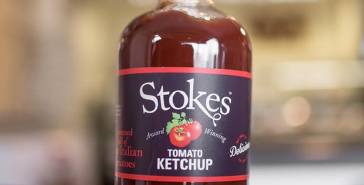 Stokes Ketchup - 300g