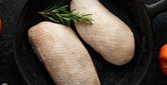 Creedy Carver duck breast (each)