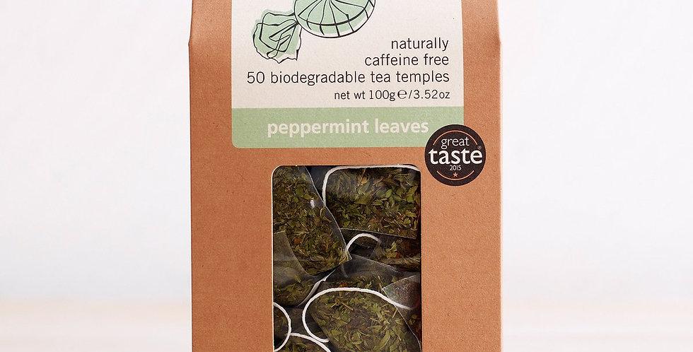 Teapigs Peppermint Tea 50 Biodegradable Tea Temples