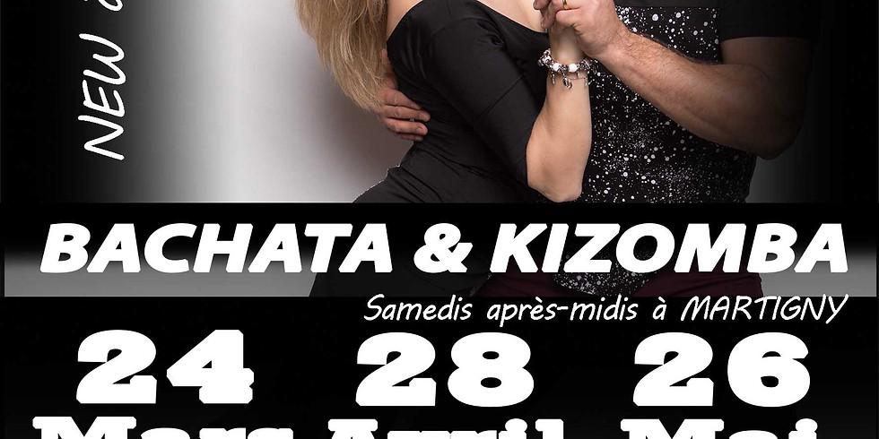 Bachata & Kizomba à Martigny