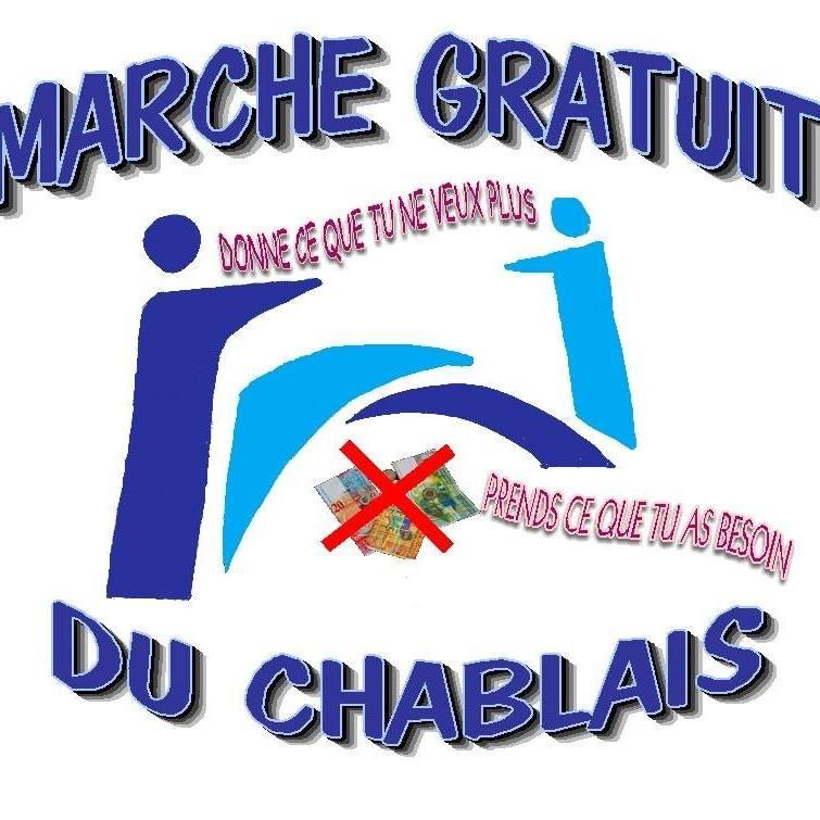 Marché Gratuit du Chablais