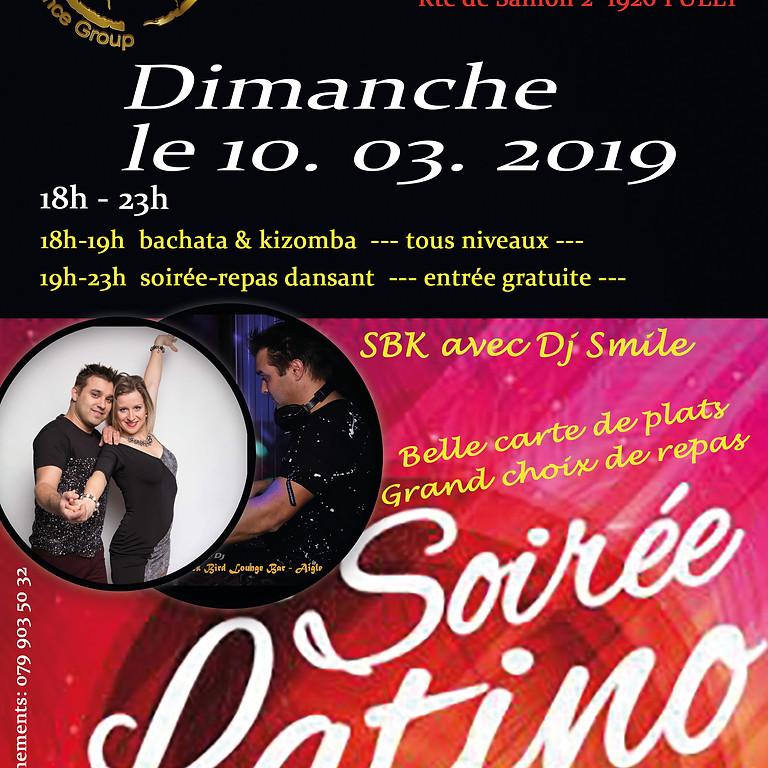 Dimanche Latino SBK à Fully/Martigny
