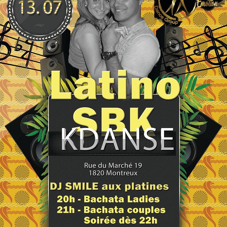 Soirée SBK + Stages de Bachata à K-Danse, Montreux
