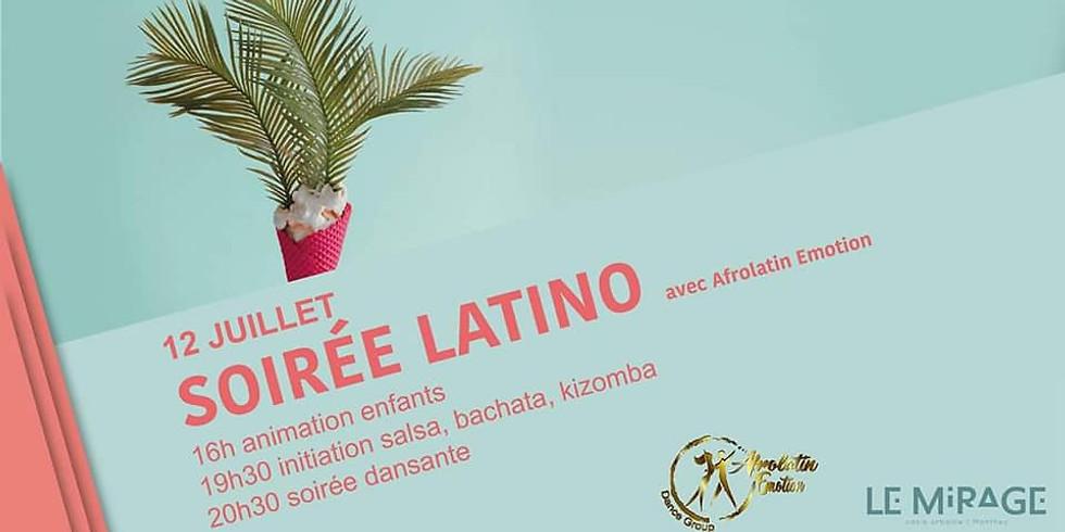 Animation AfroLatin Kids/Salsa/Bachata/Kizomba +Soirée Latino à Monthey