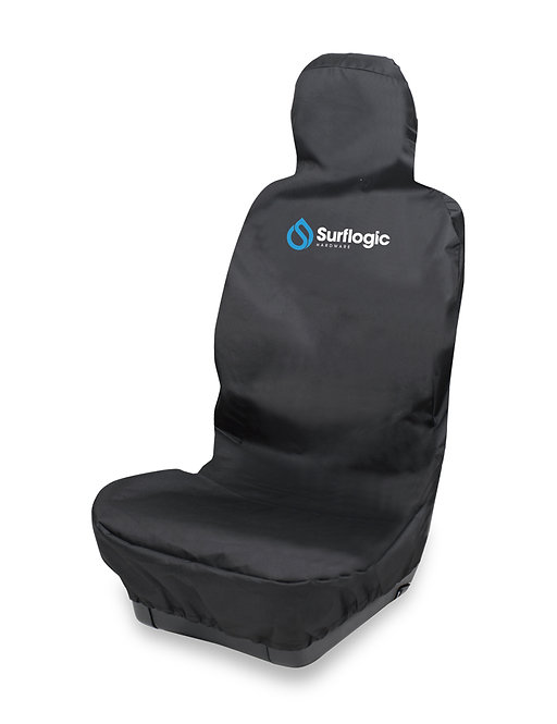 Surflogic Waterproof Car Seat Cover - Black