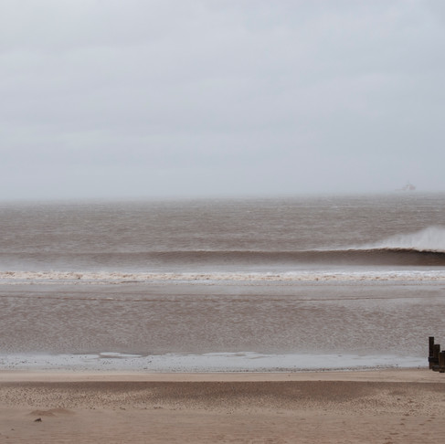 Chasing Waves #stormciara