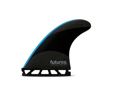 Futures. John John (S) Techflex Tri Fins