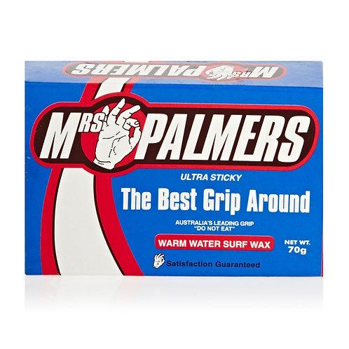 Mrs Palmers Ultra Sticky Surf Wax - Warm