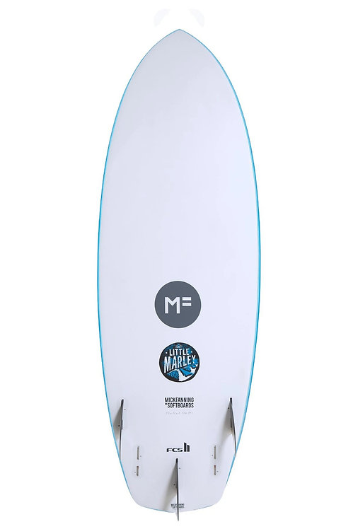 "MF Little Marley 5'2"" Aqua FCS II"