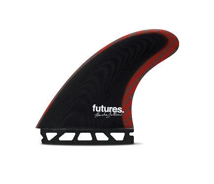 Futures. Pancho Control Tri Fins