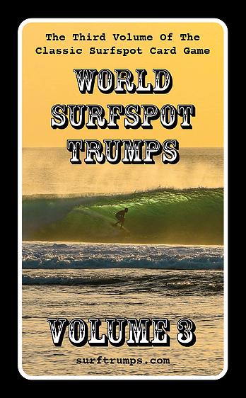 World Surfspot Trumps Volume 3