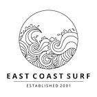 East Coast Surf Logo