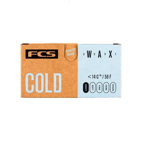 FCS Surf Wax - Cold