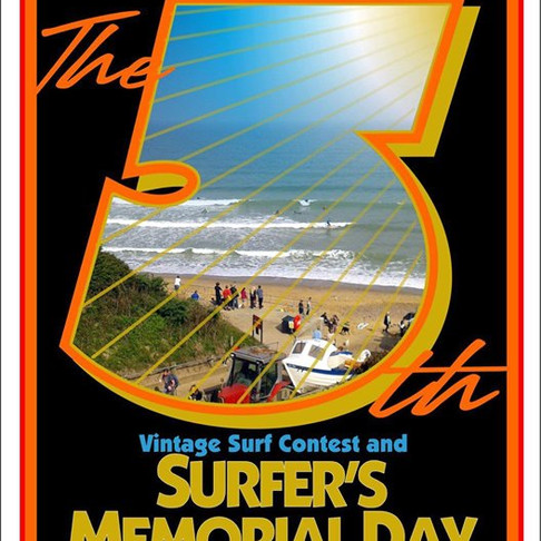 The Neil Watson Memorial Vintage Surf Festival - Update