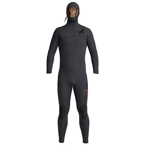 Xcel Comp X Hooded Full Wetsuit 4.5/3.5mm