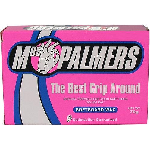 Mrs Palmers Softboard Wax