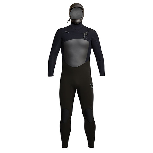Xcel Infiniti Hooded 5/4mm Full Wetsuit