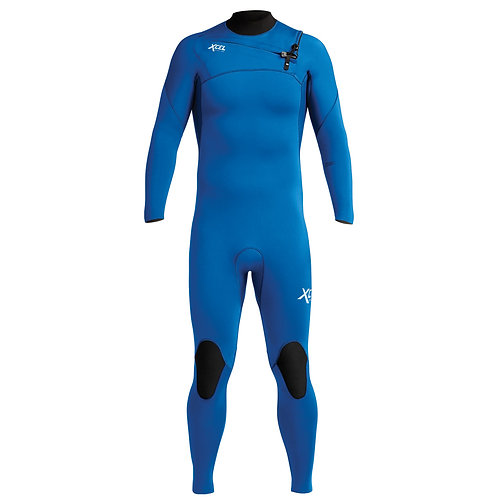 Xcel Comp Wetsuit 3/2mm - Faint Blue