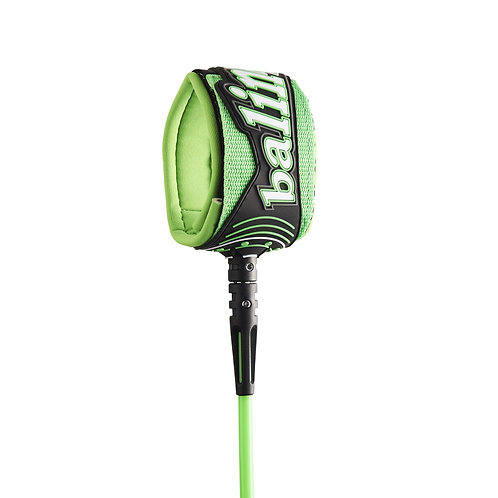 Balin 8' Bull Leash Ankle - Green