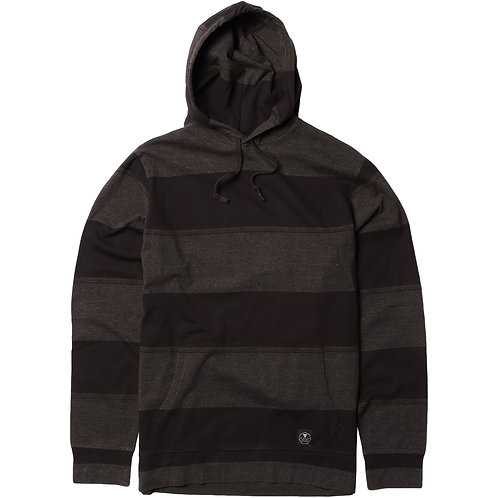 Vissla Back Wash Hooded Pullover - Phantom