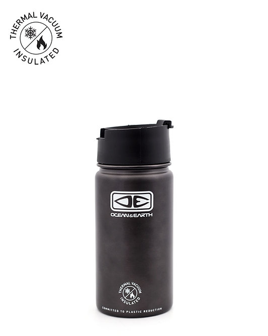 Ocean & Earth Insulated Flip Lid Coffee Mug 350ml