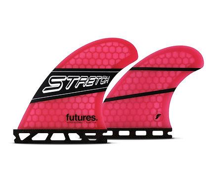 Futures. Stretch Quad Fins