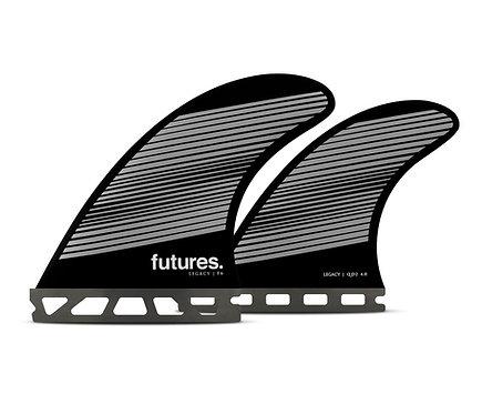 Futures. F6 Legacy Series Quad Fins