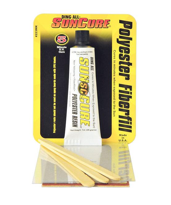 Ding All Sun Cure® Mini Fiberfill Kit Polyester 1oz