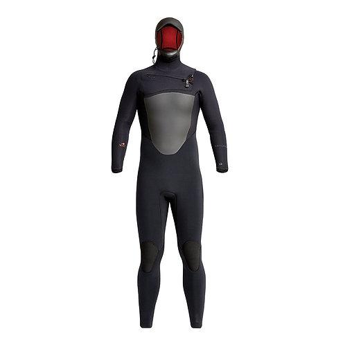 Xcel Drylock Hooded 4/3mm Full Wetsuit