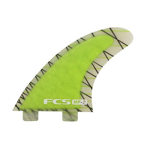 FCS MF-2 Mick Fanning PC Tri Fins