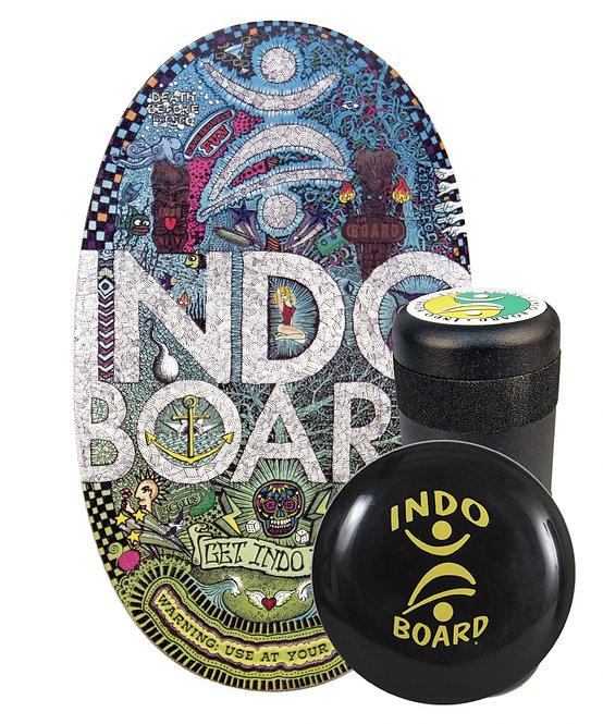 Indo Board Original Training Package - Doodles