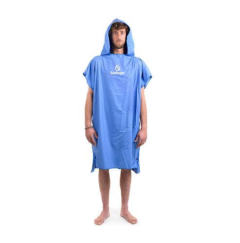 Surflogic Microfiber Poncho - Blue