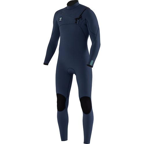 Vissla 7 Seas 5/4 Full Wetsuit - Strong Blue
