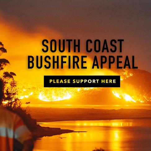 Ocean & Earth South Coast Bushfire Appeal