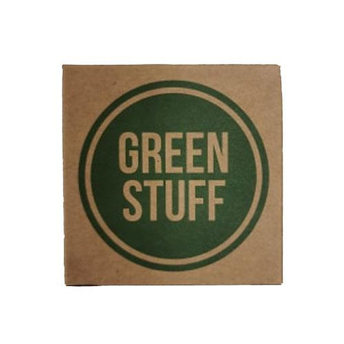 Green Stuff ECO Surf Wax - Medium