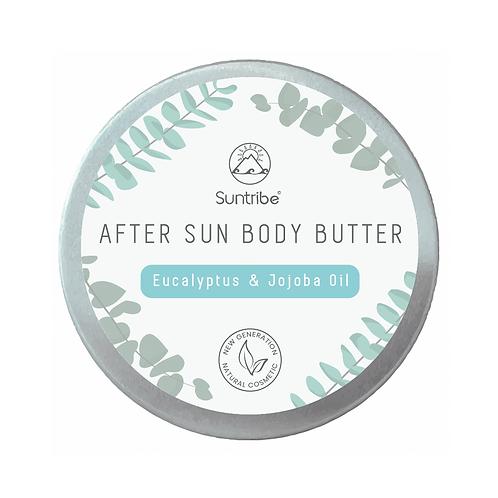 Suntribe Aftersun Organic Body Butter Uucalyptus & Jojoba Oil 150ml
