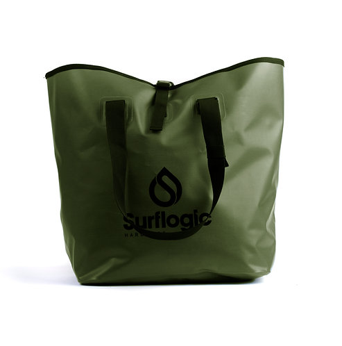 Surflogic Waterproof Dry-Bucket 50L - Olive