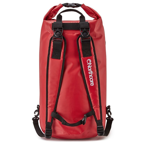 Northcore Wetsuit Dry Backpack - Red