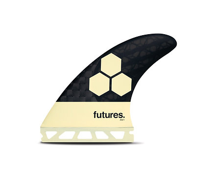 Futures. Al Merrick AM1 Blackstix Tri Fins