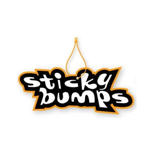 Sticky Bumps Car Air Freshener - Coconut