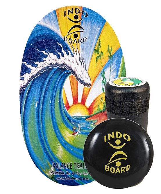 Indo Board Original Training Package - Bamboo Beach