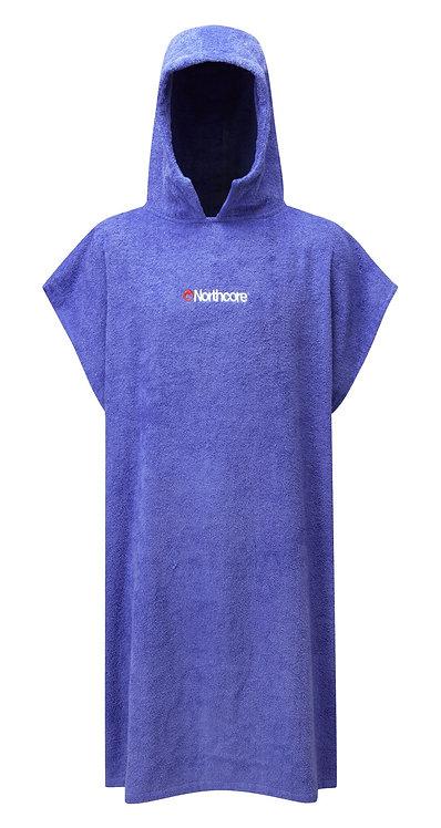 Northcore Beach Basha Changing Robe Adult - Blue