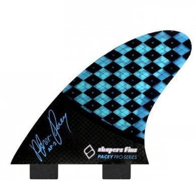 Shapers Carbon Flare AP02 Tri Fin Set