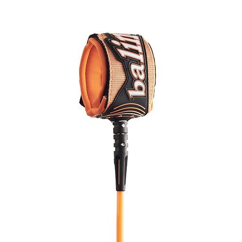 Balin 8' Bull Leash Ankle - Orange