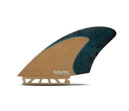 Futures. Rasta Keel Fins