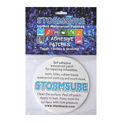 Stormsure Instant Waterproof Patches - 5 Pack