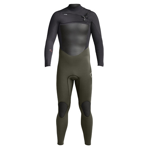Xcel Infiniti 4/3mm Full Wetsuit - Forest Green