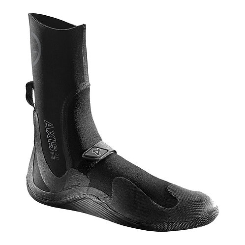 Xcel Axis Round Toe Boots 5mm