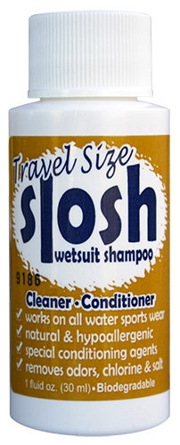 Slosh Wetsuit Shampoo and Equipment Cleaner Travel Size 30ml