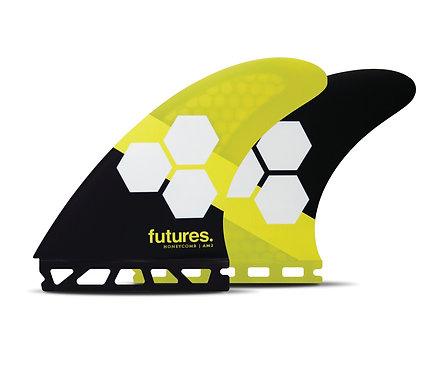 Futures. Al Merrick AM2 Honeycomb Tri Fins